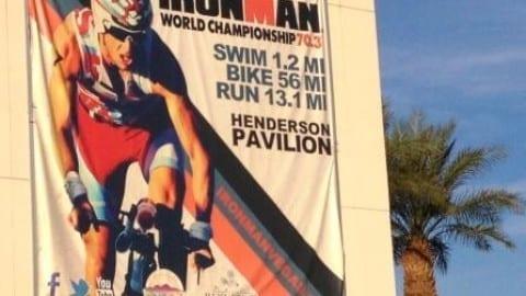 Ironman 70.3 World Championships Race Report