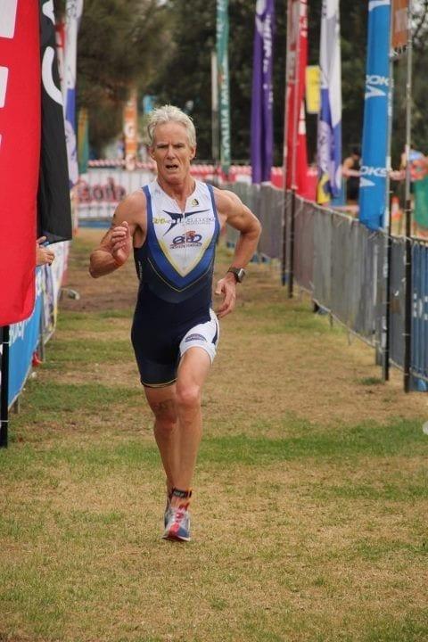 New Zealand World Championships: Geoff Taylor