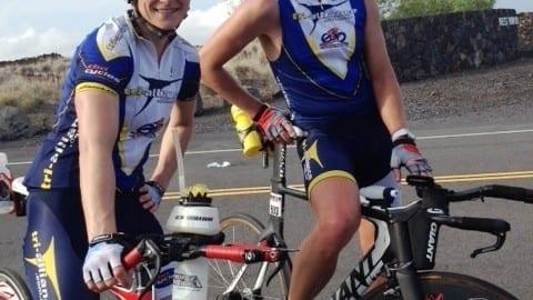Tri Alliance athletes Racing Ironman World Championships