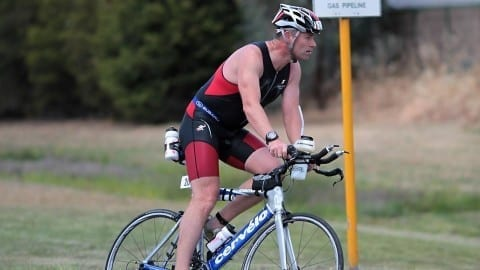 Shepparton Half Ironman Race Report Anthony Churchward