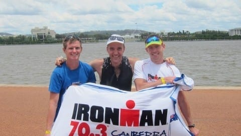 Canberra 70.3 Half Ironman Race Results