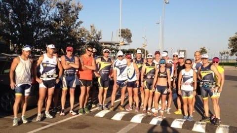 Ironman Melbourne Tri Alliance Athlete List