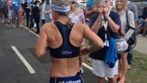 Ironman Melbourne Race Report Sarah Grove