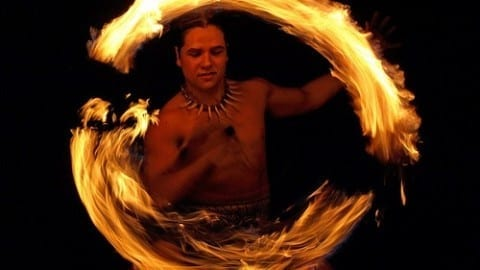 Samoa Half Iron Distance – Ray Reupena