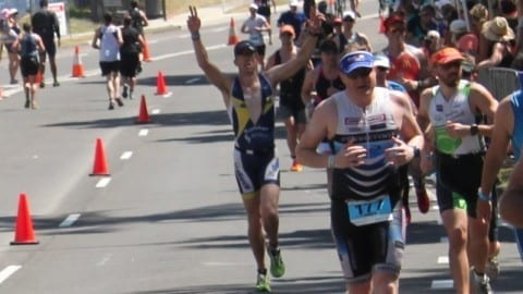 Sunshine Coast 70.3 Race Report – Geoff Bartlett
