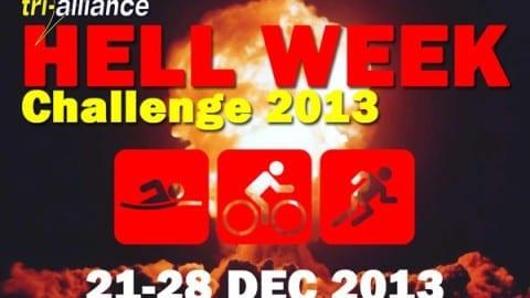 Hell Week Challenge December 2013!
