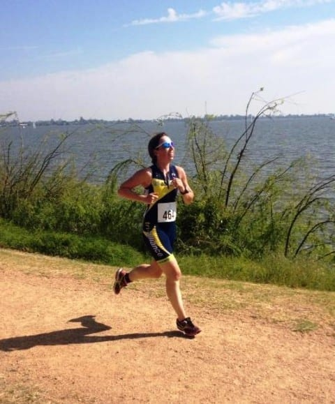 Tri Alliance Ambassador Anne-Marie Cooke