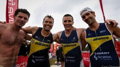 Gatorade Race 3 Elwood, Australian Sprint Distance Championships Results
