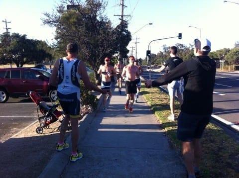 Tri Alliance athletes take on Ironman Melbourne (1)