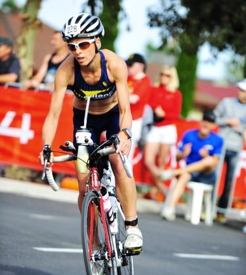 Tri Alliance athletes take on Ironman Melbourne (4)