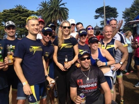 Race Report Gatorade Active Feet Race 5 StKilda March 2014