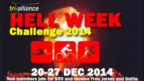 Challenge Yourself – Hell Week December 2014