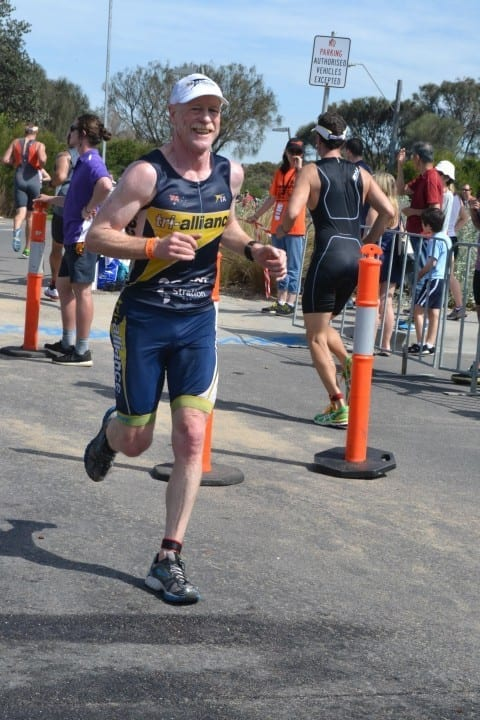 Geoff Houston – 2014/15 Tri-Alliance Vic Ambassador – Reflections thus far….