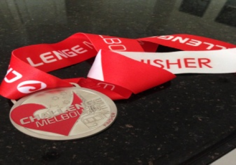 Challenge Melbourne 2015 – Pam's Race Report